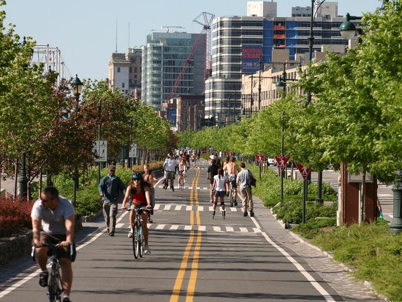 Image result for hudson bike path images